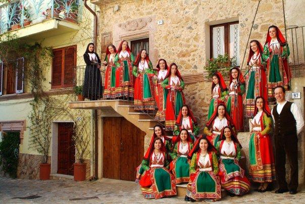 I canti ancestrali delle donne sarde